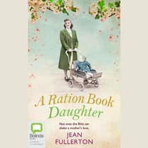 A Ration Book Daughter by Jean Fullerton audiobook