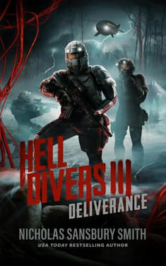 Hell Divers III: Deliverance by Nicholas Sansbury Smith
