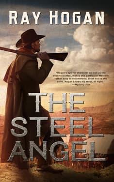 The Steel Angel  by Ray Hogan