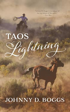 Taos Lightning  by Johnny D. Boggs