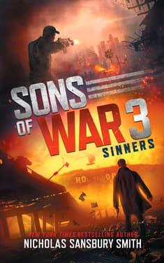 Sons of War 3: Sinners by Nicholas Sansbury Smith