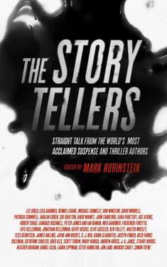 The Storytellers by Mark Rubinstein