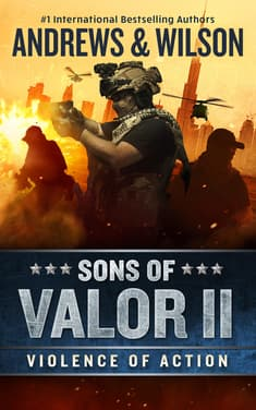 Sons of Valor 2: Violence of Action