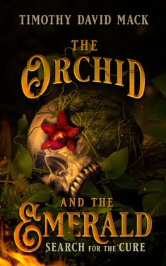 The Orchid and the Emerald by Timothy David Mack