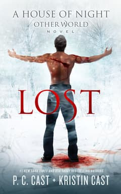 Lost By P. C. CastandKristin Cast Read by Caitlin Davies