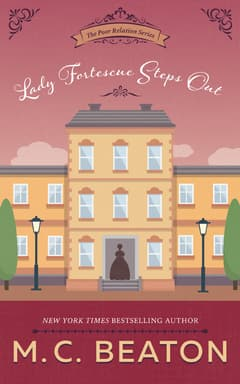 Lady Fortescue Steps Out By M. C. Beaton Read by Davina Porter