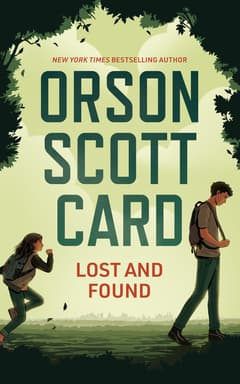 Lost and Found By Orson Scott Card Directed by Claire Bloom Read by Stefan Rudnicki
