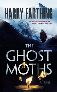 The Ghost Moths By Harry Farthing Read by Harry Farthing