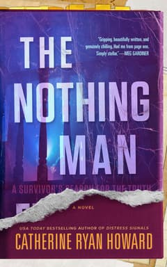 The Nothing Man By Catherine Ryan Howard Read by Alana Kerr Collins and John Keating
