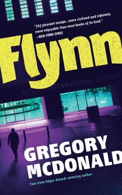 Flynn By Gregory Mcdonald Read by Donald Corren