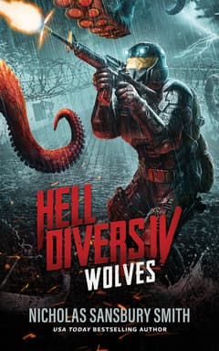 Hell Divers IV: Wolves By Nicholas Sansbury Smith Read by R. C. Bray