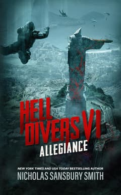 Hell Divers VI: Allegiance By Nicholas Sansbury Smith Read by R. C. Bray