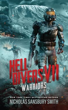 Hell Divers VII: Warriors By Nicholas Sansbury Smith Read by R. C. Bray
