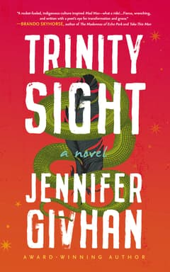 Trinity Sight By Jennifer Givhan Read by January LaVoy