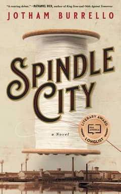 Spindle City By Jotham Burrello Read by Gary Galone