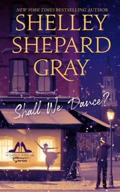 Shall We Dance? By Shelley Shepard Gray Read by Tavia Gilbert
