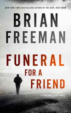 Funeral for a Friend By Brian Freeman Read by Joe Barrett