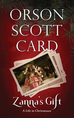 Zanna's Gift By Orson Scott Card Read by Emily Janice Card and Stefan Rudnicki