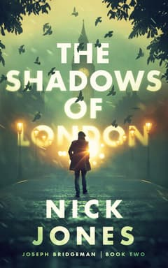 The Shadows of London By Nick Jones
