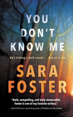 You Don't Know Me By Sara Foster Read by Anthea Greco and Raphael Corkhill