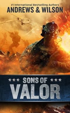 Sons of Valor By Brian Andrews and Jeffrey Wilson Read by Ray Porter