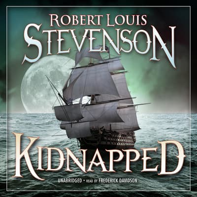 Kidnapped by Robert Louis Stevenson audiobook