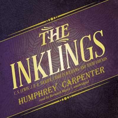 The Inklings by Humphrey Carpenter audiobook