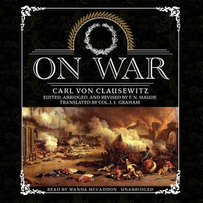 On War by Carl von Clausewitz audiobook