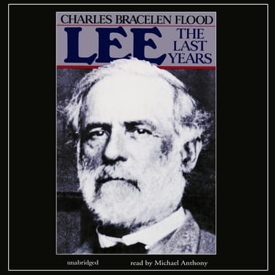 Lee by Charles Bracelen Flood audiobook