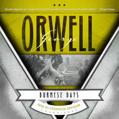 Burmese Days by George Orwell audiobook