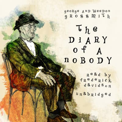 The Diary of a Nobody by George Grossmith audiobook
