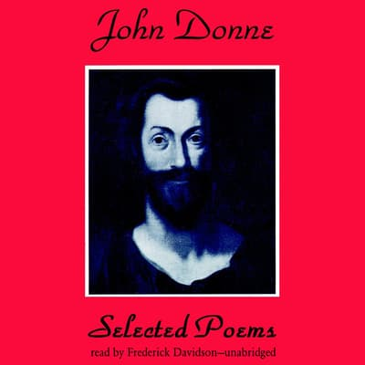 John Donne by John Donne audiobook