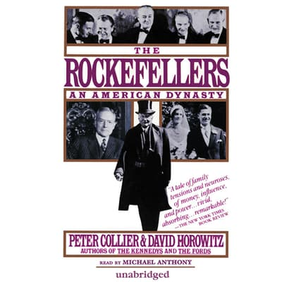 The Rockefellers by Peter Collier audiobook
