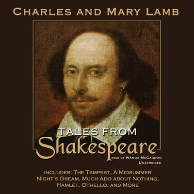 Tales from Shakespeare by Charles Lamb audiobook
