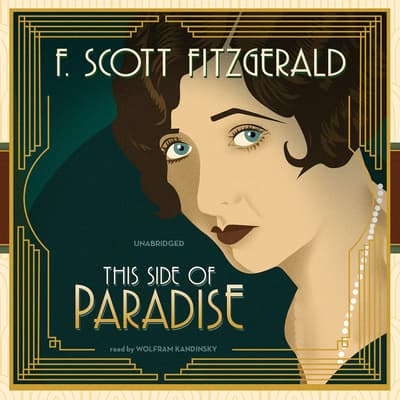 This Side of Paradise by F. Scott Fitzgerald audiobook