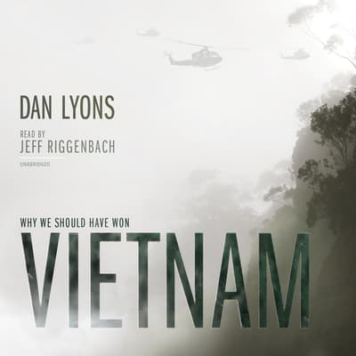 Vietnam by Dan Lyons audiobook