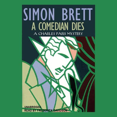 A Comedian Dies by Simon Brett audiobook