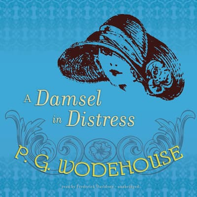 A Damsel in Distress by P. G. Wodehouse audiobook
