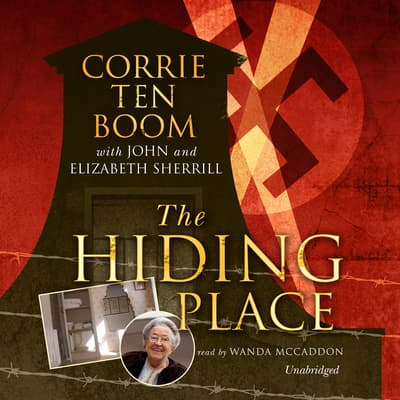 The Hiding Place by Corrie ten Boom audiobook