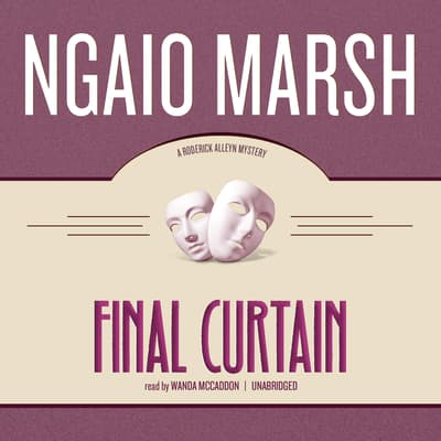 Final Curtain by Ngaio Marsh audiobook