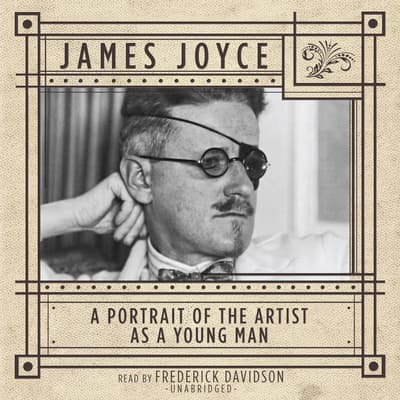 A Portrait of the Artist as a Young Man by James Joyce audiobook