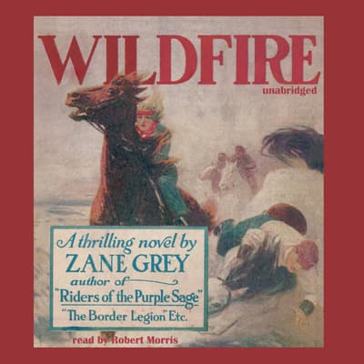 Wildfire by Zane Grey audiobook