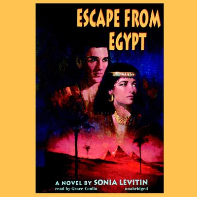 Escape from Egypt by Sonia Levitin audiobook