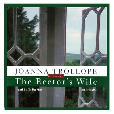 The Rector's Wife by Joanna Trollope audiobook