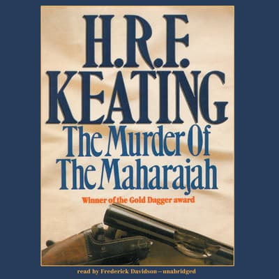 The Murder of the Maharajah by H. R. F. Keating audiobook