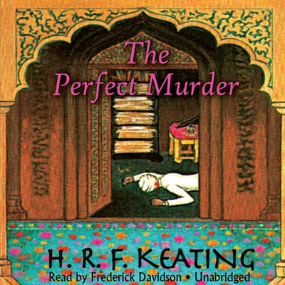 The Perfect Murder by H. R. F. Keating audiobook