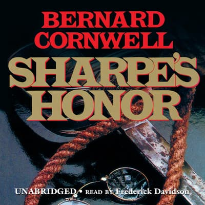 Sharpe's Honor by Bernard Cornwell audiobook