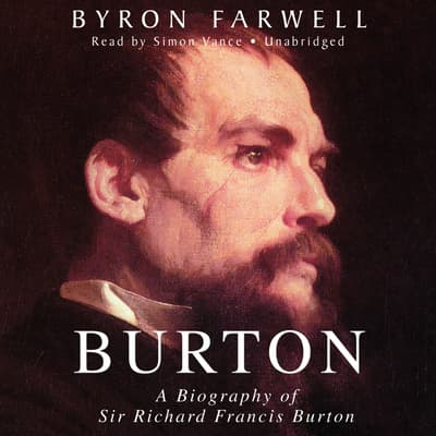 Burton by Byron Farwell audiobook