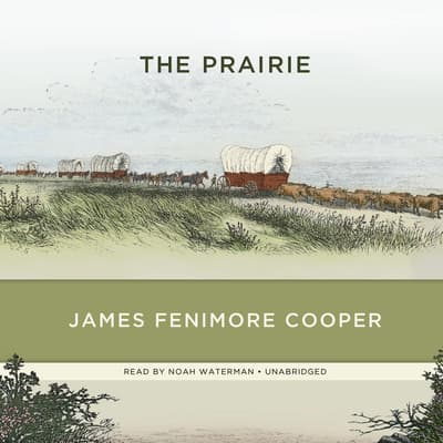 The Prairie by James Fenimore Cooper audiobook