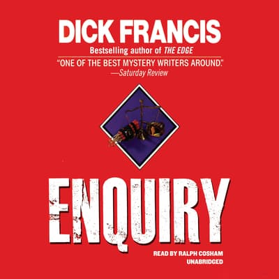 Enquiry by Dick Francis audiobook